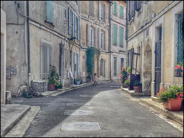 Rue Émile Barrère * Arles