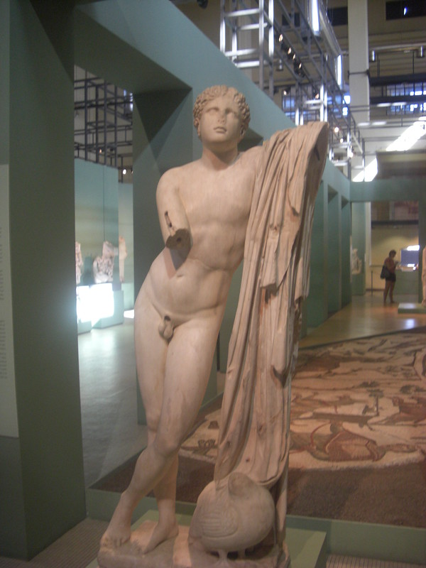 Statue of Pothus