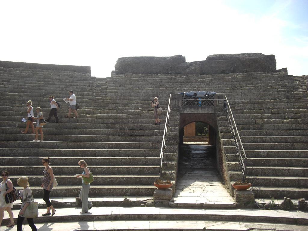 Theatre of Ostia