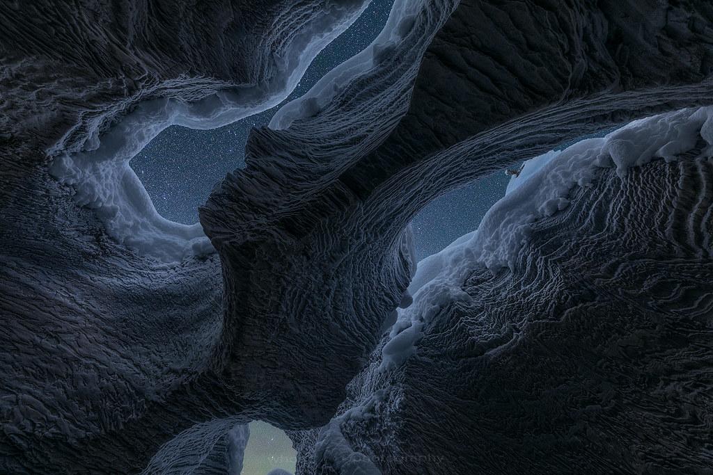 Frozen Cave (EXPLORED!)