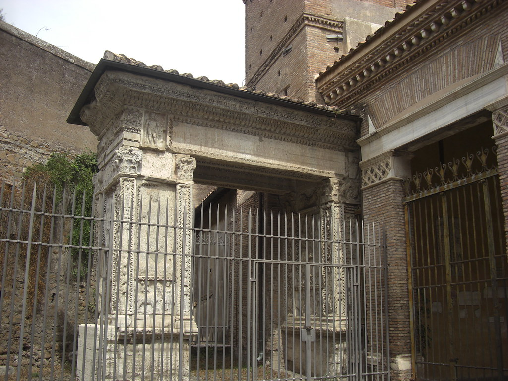 Arch of the Argentarii