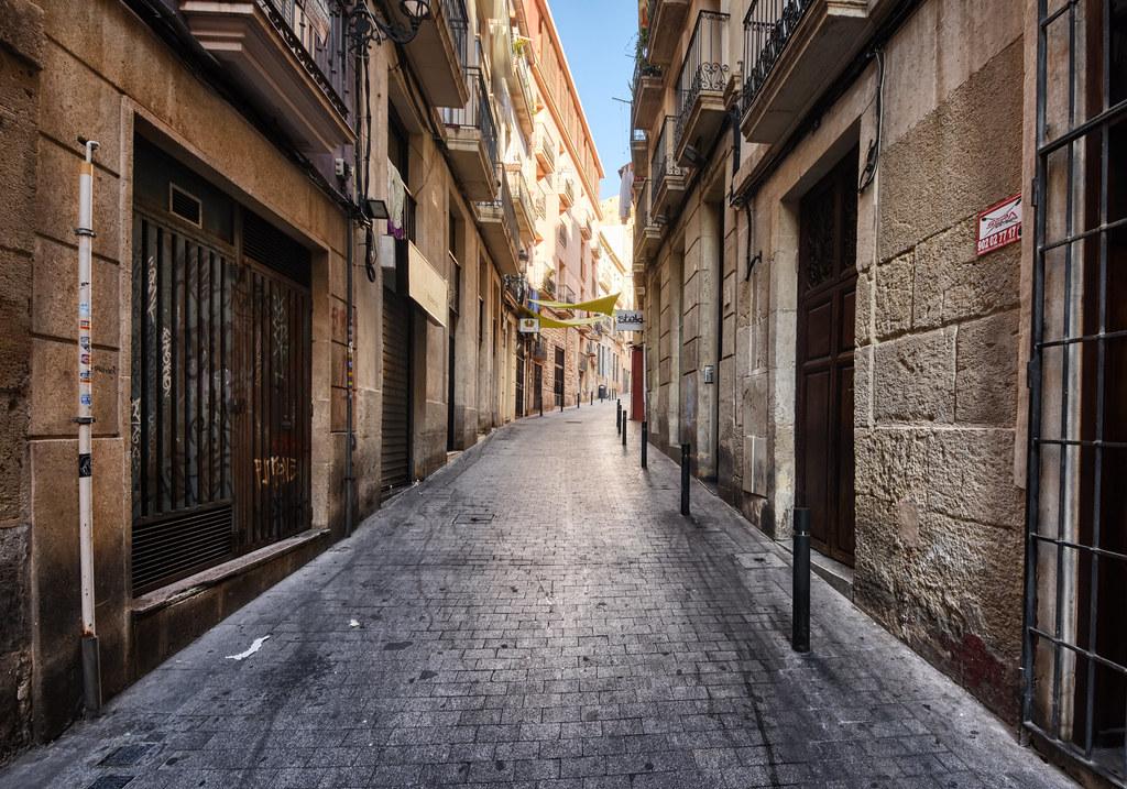 The Alleys of Alicante