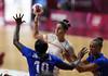 Balonmano Femenino ESP vs FRA 15