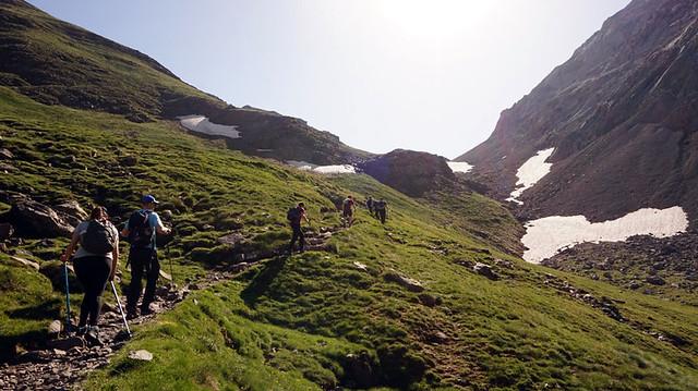 Ismael y cía Pirineos