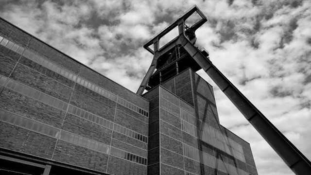 The Zollverein Coal Mine