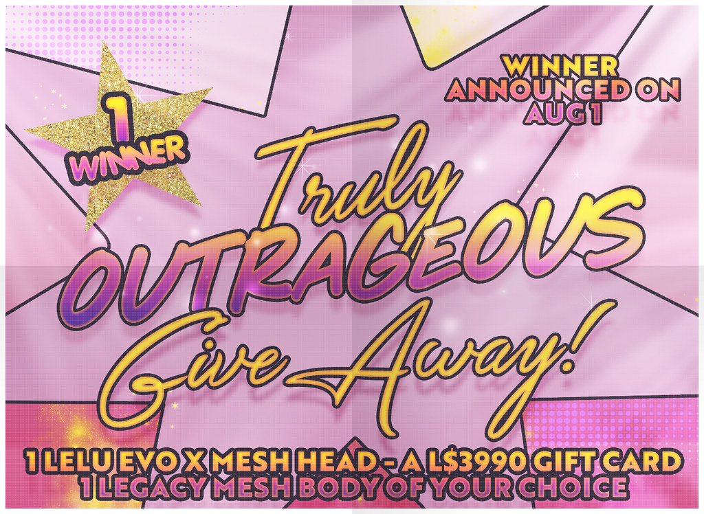 ⭐ TOF ANNIVERSARY GIVEAWAY⭐