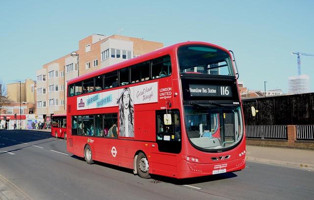 RATP London United - VH45131 - LJ15JZG