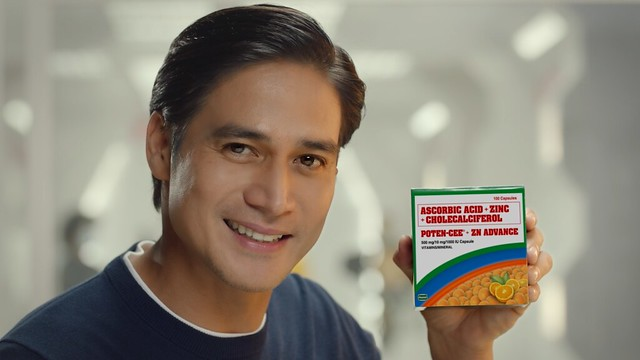 Ultimate Heartthrob Piolo Pascual is the newest member of the Poten-Cee family