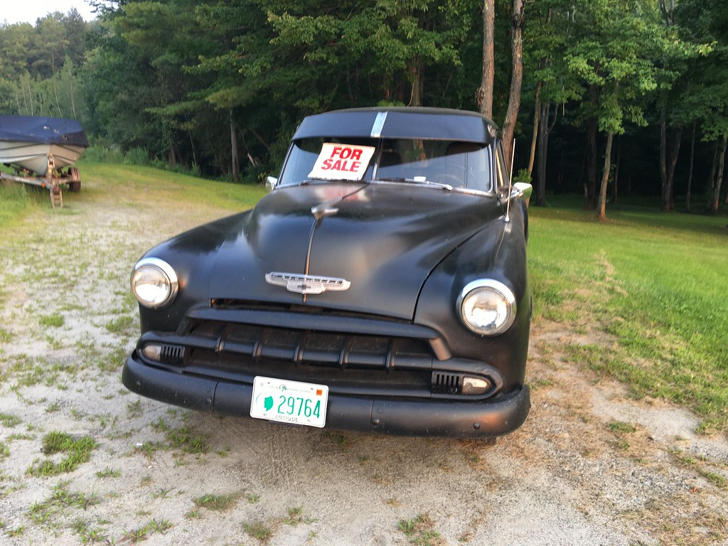 Chevy Coupe Grille, Kellyville, NH