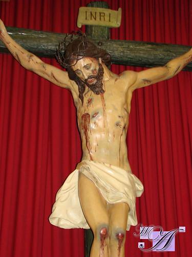 Advocación Cristo de las Aguas - Guareña