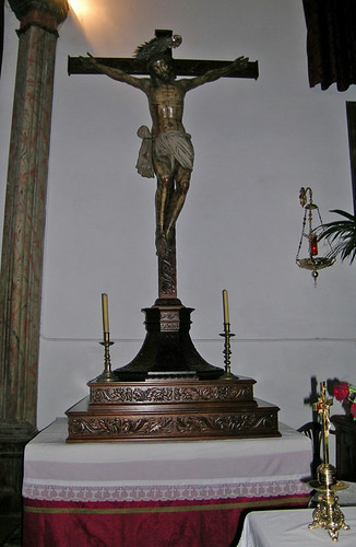 Advocación Cristo de las Aguas - Icod de los Vinos