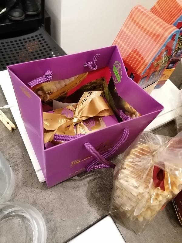 Packaging de Chocolate Line