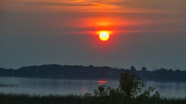 Smokey Sunrise - EXPLORED