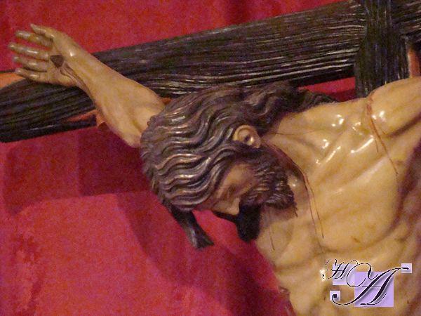 Advocación Cristo de las Aguas - Ayamonte