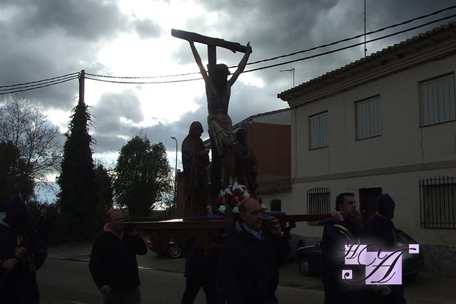Advocación Cristo de las Aguas - Castro Verde de Campos