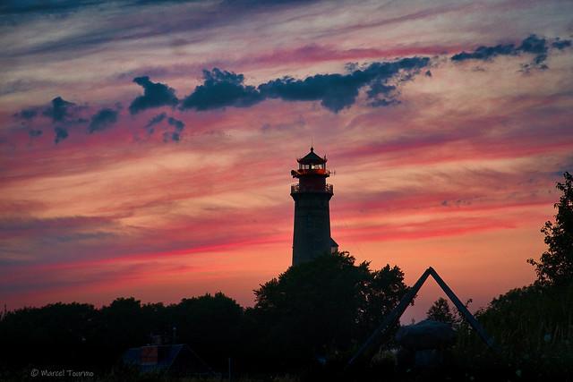 Leuchtturm Putgarden Kap Arkona, Insel Rügen