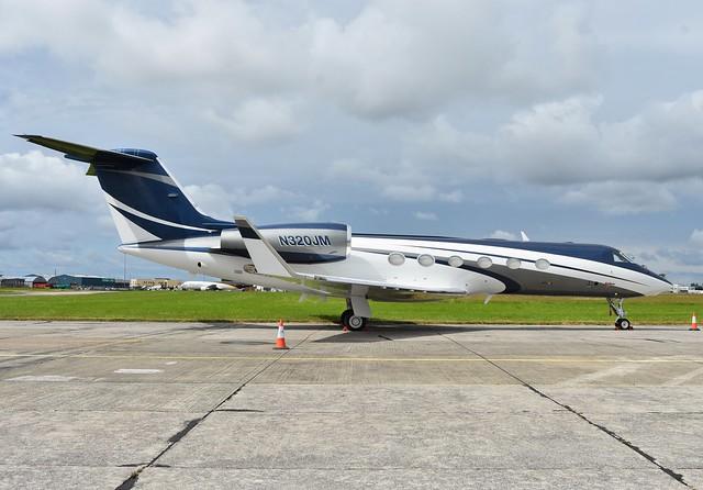 N320JM Gulfstream G450