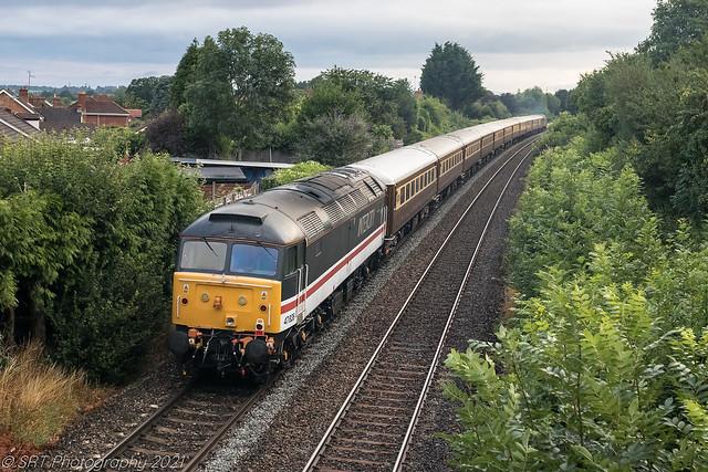 47828 at Fernhill Heath [1Z31] 28.07.2021