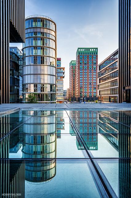 Not Tokyo - but Dusseldorf