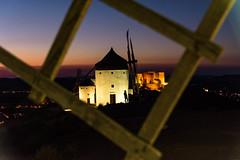 Don Quixote's View (Toledo. Spain)