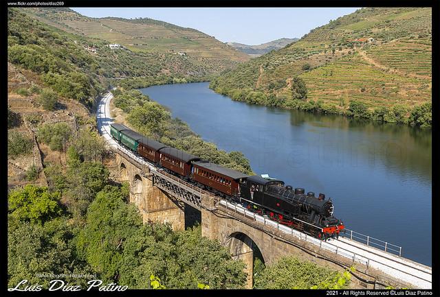 Tren histórico en Pinhão