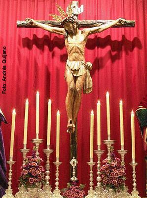 Advocación Cristo de las Aguas - Puerto Real