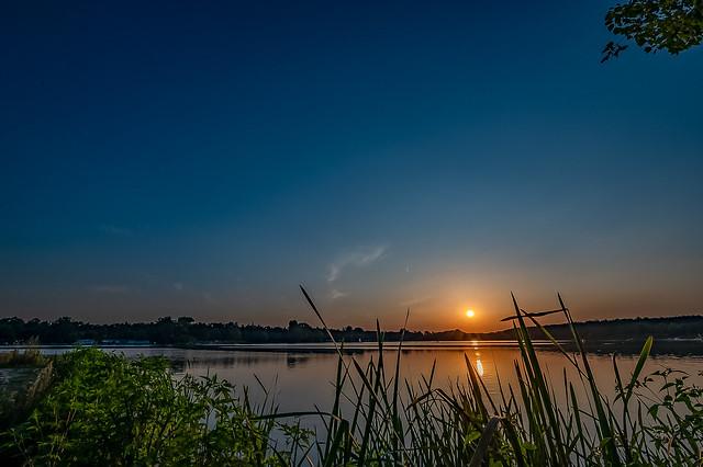 Sunset - Dechsendorfer Weiher - 2805