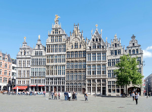 Antwerpen,_Gildehäuser