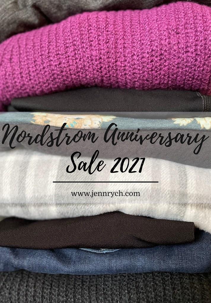 Nordstrom Anniversary Sale 2021 Haul   www.jennrych.com
