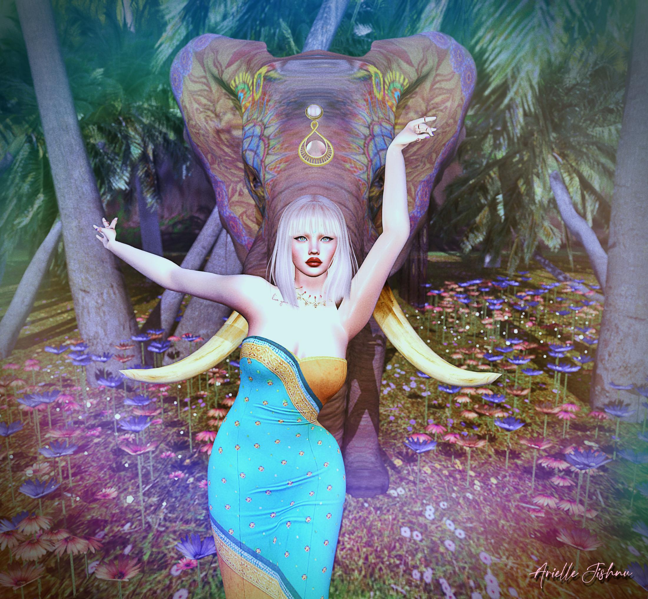 Dance of the Elephant