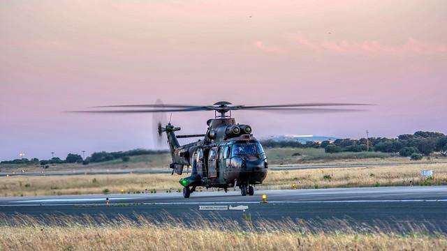S-444 Eurocopter AS532U2 Cougar Mk2