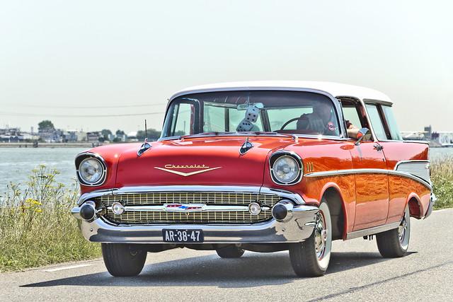 Chevrolet Nomad 1957 (4206)