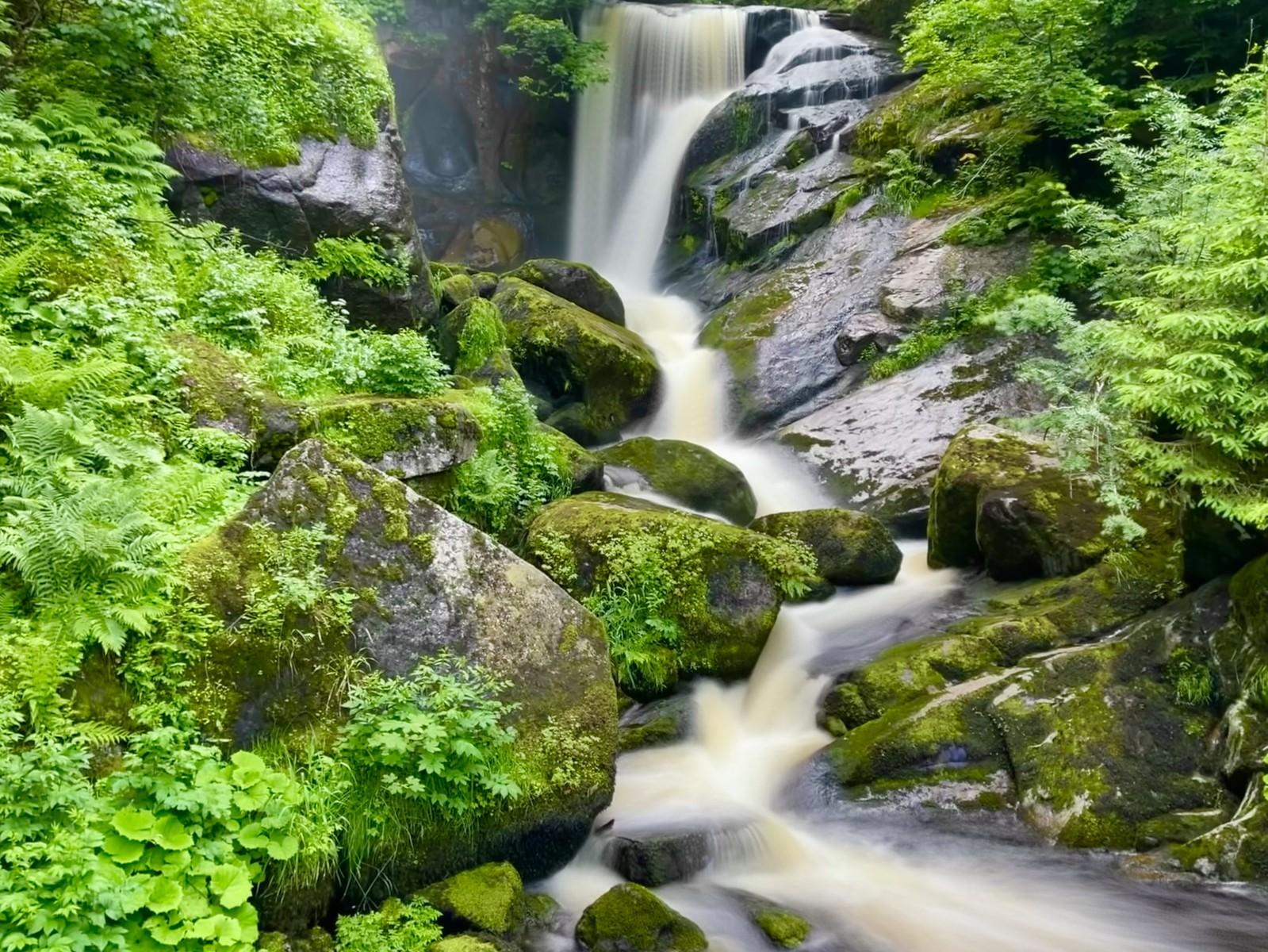 Triberg Waterfall, Triberg, Germany