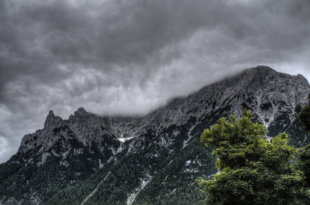 Bavarian weather
