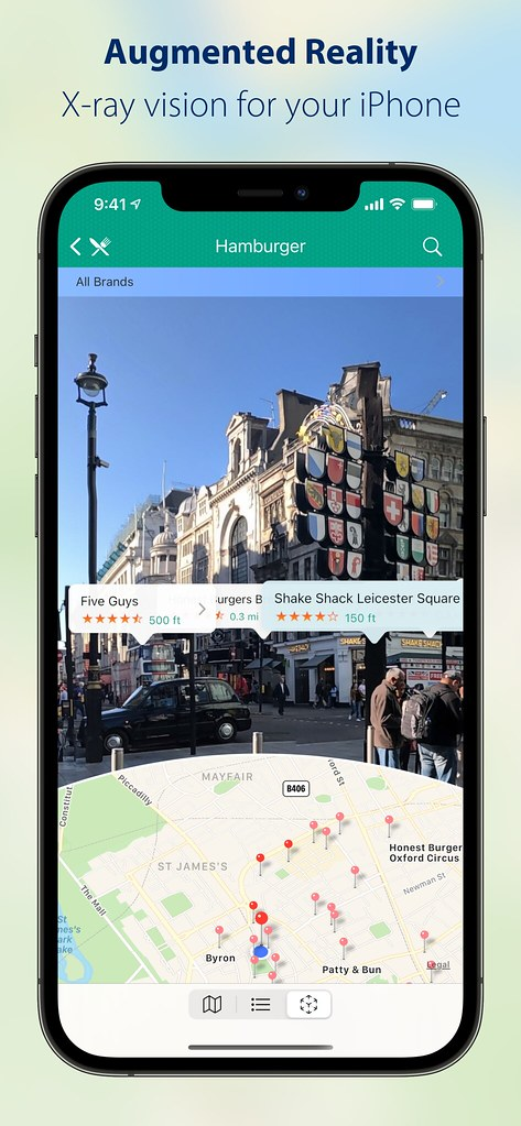 Where To? 11 adds Augmented Reality, place collections and much more Image