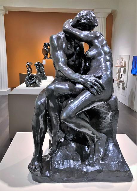 The Kiss  [replica]