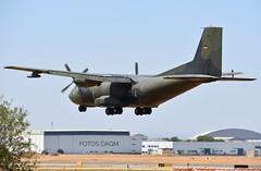 TRANSALL C-160D (CN D58) FUERZA AÉREA ALEMANIA - LUFTWAFFE (50-36) / AEROPUERTO DE SEVILLA (LEZL / SVQ) SPAIN