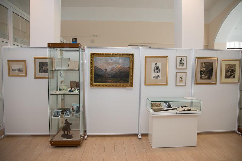 27 июля, в День памяти М.Ю. Лермонтова, в Государственном Лермонтовском музее-заповеднике «Тарханы» прошли памятные мероприятия