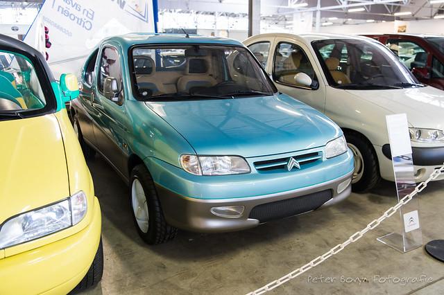 Citroën Berlingo Coupé de Plage Concept - 1996