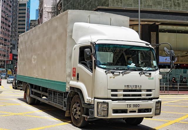 Hong Kong Transport - Trucks | TS 980