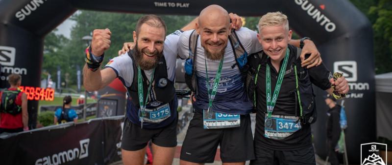 Ultraběžec Štverák vybojoval v 110kilometrovém závodě v Polsku druhé místo