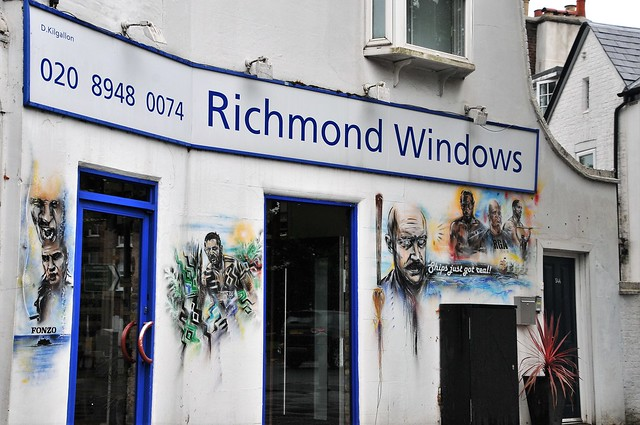 Richmond Windows Wall