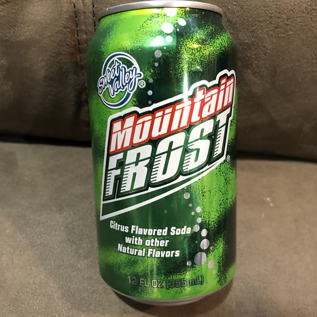 Mountain Frost -