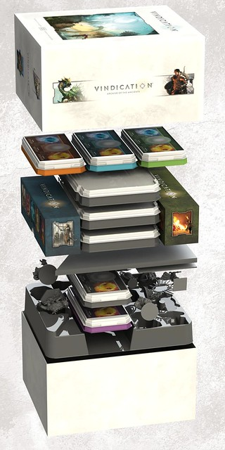 exploded view of World Box