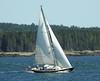 Sailing in Castine, Maine