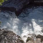 Lower McDonald Creek Falls