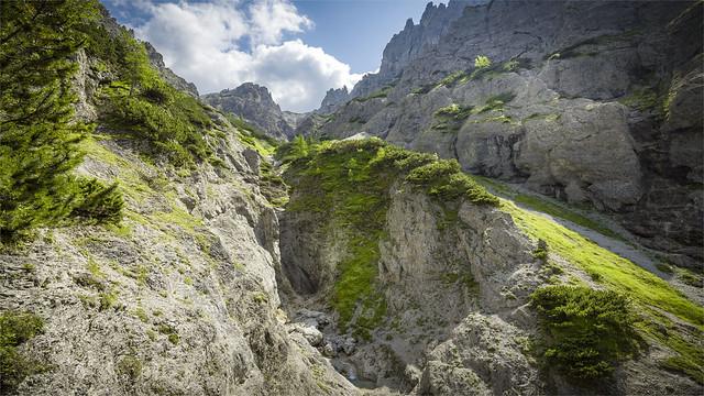 _DSC33783 Stoderer Dolomites Trail - Hinterstoder Village / Upper-Austria