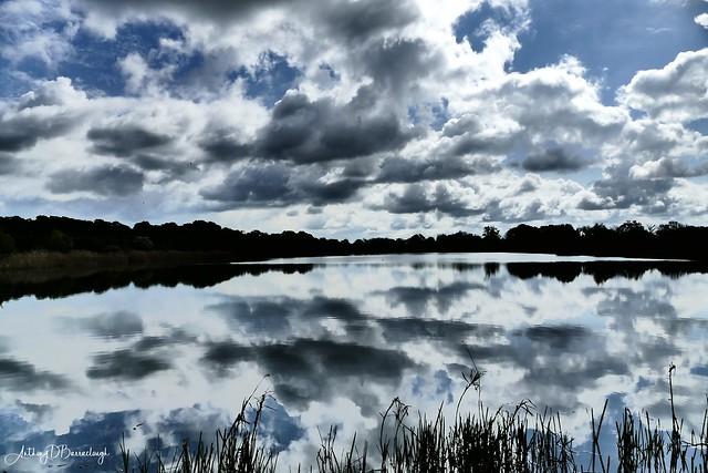 Sky and Lake 462-1