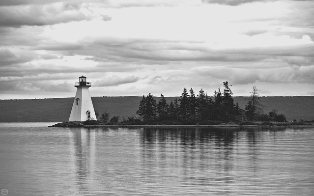Lighthouse Baddeck