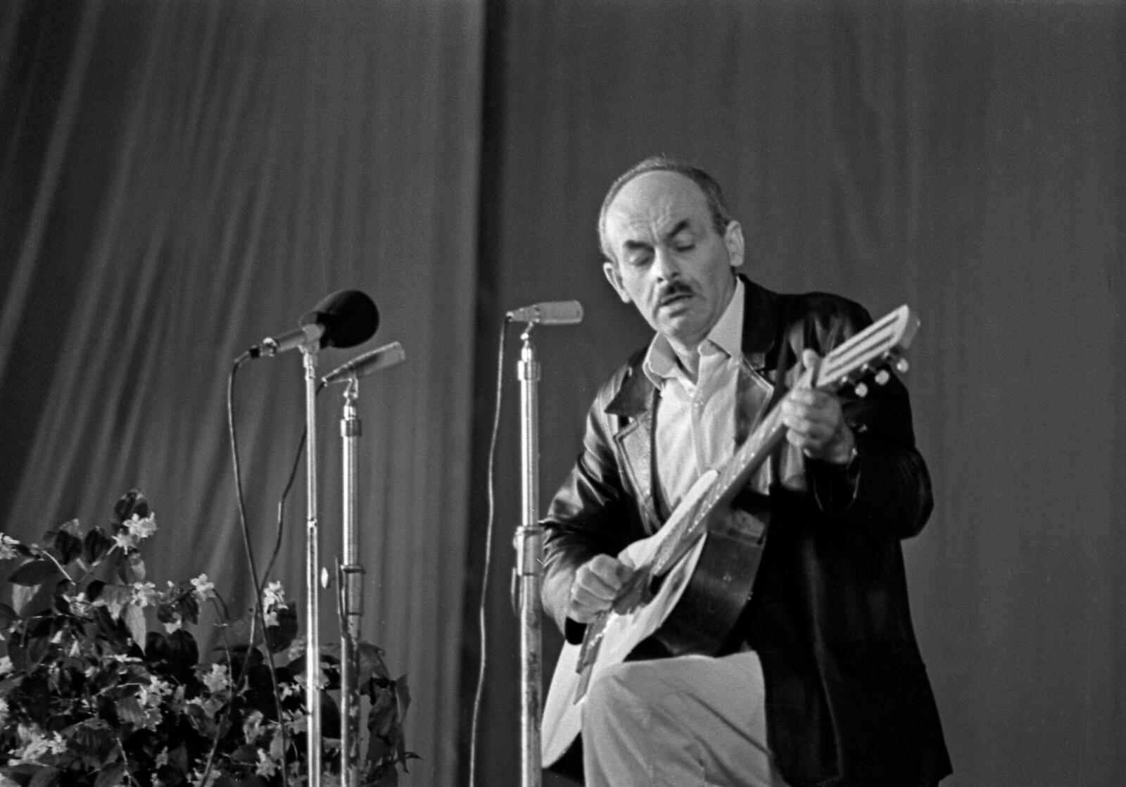 1975. Булат Окуджава